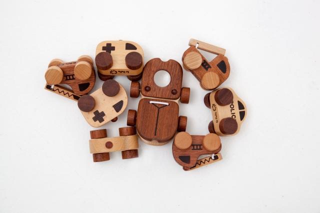 Lepapa wooden toy 6