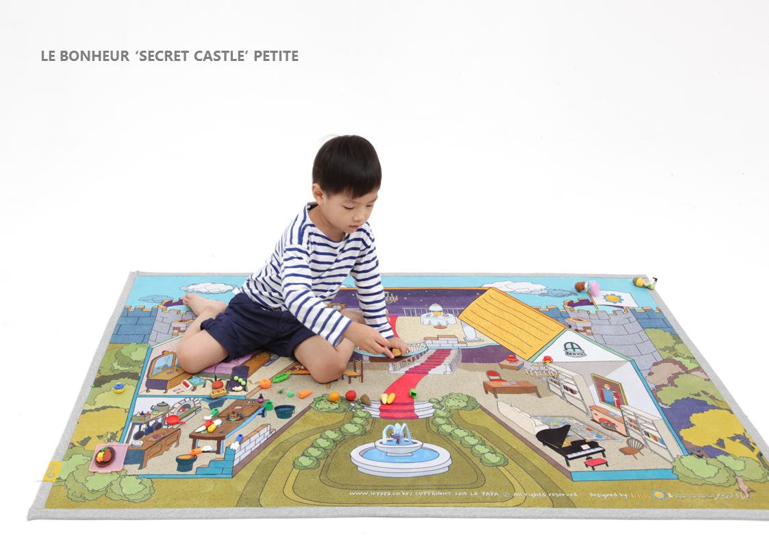 Lepapa secret castle 1